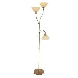 Vloerlamp Burgundy brons 5422BR