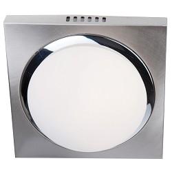 Badkamerlamp chroom nikkel 6758ST