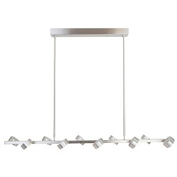 *Moderne eettafel hanglamp Hakuun LED
