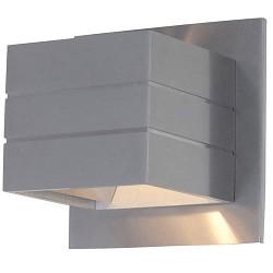 Moderne wandlamp aluminium, hal, keuken