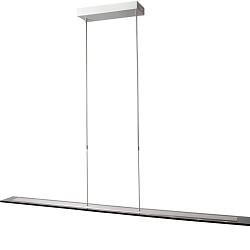 **Hanglamp LED glasplaat eettafel/bureau