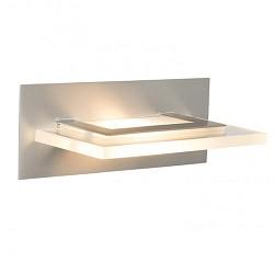 Wandlamp Humilus LED staal modern