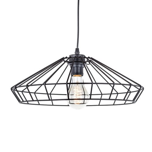 zwarte hanglamp draad keuken, slaapkamer  straluma, Meubels Ideeën