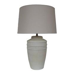 *Klassieke vaaslamp woon/slaapkamer