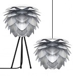 Trendy hanglamp Silvia steel mini kinder