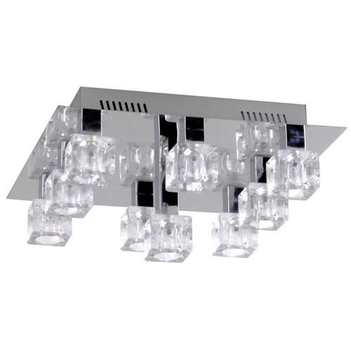 Nostalgische Keukenvloer : Plafondlamp Keuken : Beschrijving Moderne plafondlamp chroom keuken