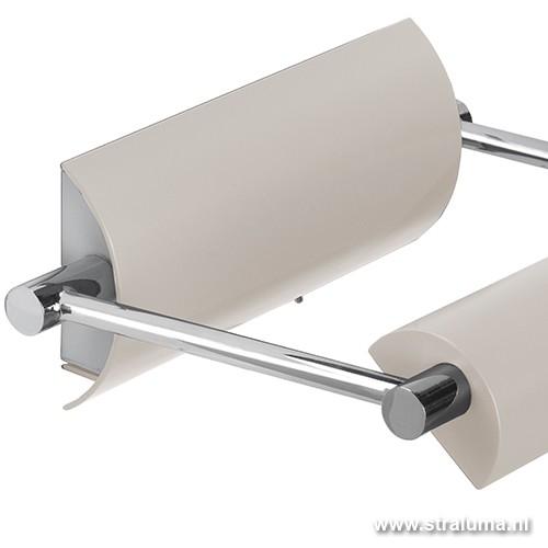 Slaapkamer Wandlamp : Detail leeslamp beige led slaapkamer wandlamp g