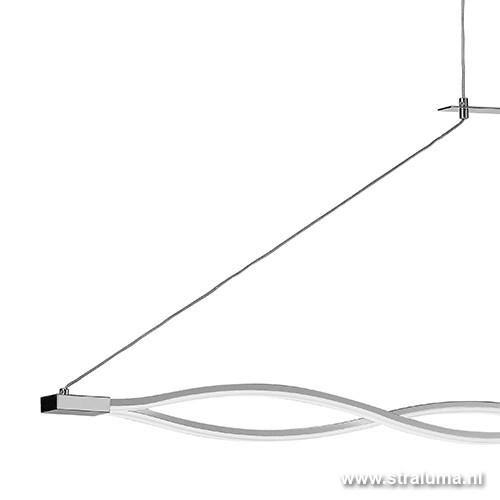 Hanglamp design LED eettafel   Straluma