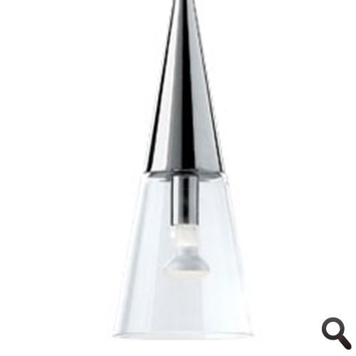 Moderne Keuken Hanglamp : Moderne Hanglamp Keuken : Moderne hanglamp chroom glas bar keuken